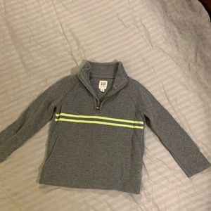 Gap (outlet) half zip sweater